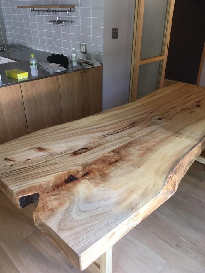 クスのダイニングテーブル1