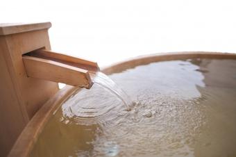 日本ならではのお風呂というイメージ