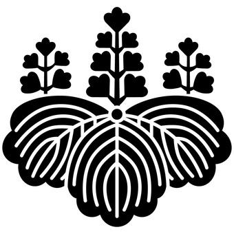 キリの家紋