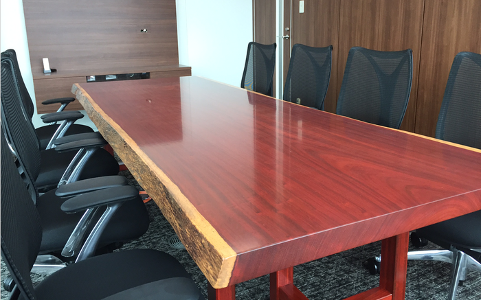 パドック ウレタン樹脂塗装テーブル