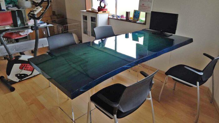 ケヤキ テーブル